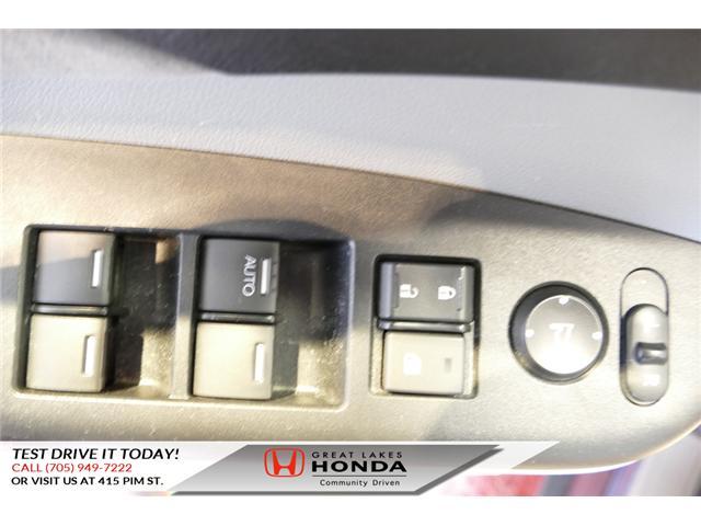 2014 Honda CR-V EX (Stk: HP472) in Sault Ste. Marie - Image 10 of 16