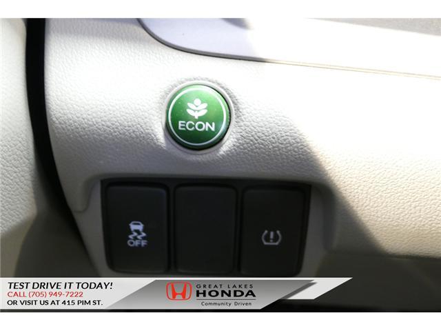 2014 Honda CR-V EX (Stk: HP472) in Sault Ste. Marie - Image 11 of 16
