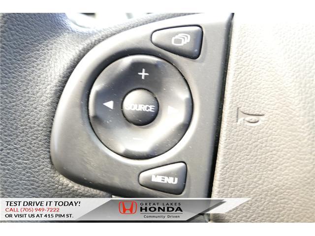 2014 Honda CR-V EX (Stk: HP472) in Sault Ste. Marie - Image 12 of 16