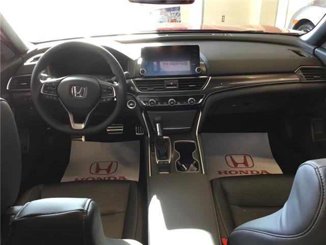2018 Honda Accord Sport (Stk: H5667) in Sault Ste. Marie - Image 6 of 6