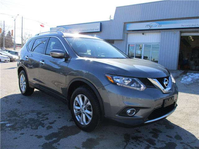 2015 Nissan Rogue SV (Stk: 180284) in Kingston - Image 1 of 13