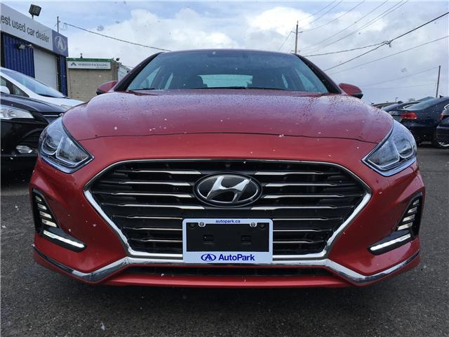 2018 Hyundai Sonata GLS (Stk: 18-08345) in Georgetown - Image 2 of 26