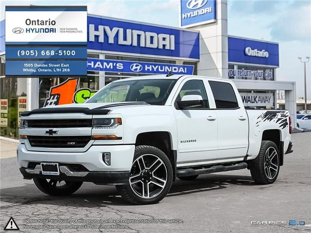 2017 Chevrolet Silverado 1500 LT w/2LT (Stk: 79910K) in Whitby - Image 1 of 27