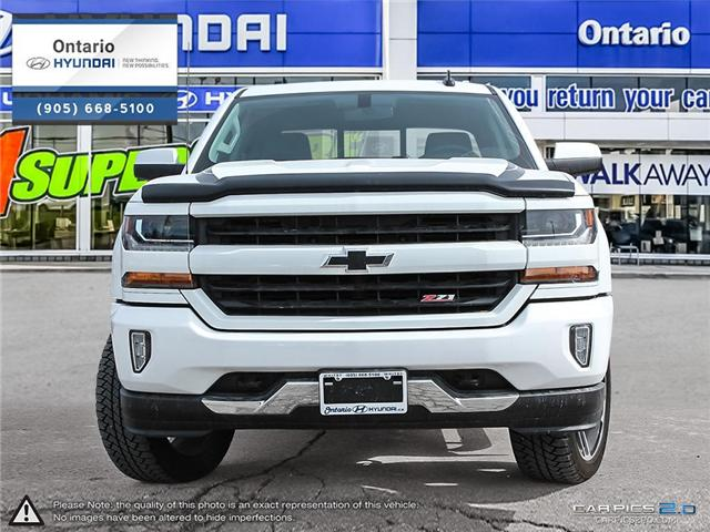 2017 Chevrolet Silverado 1500 LT w/2LT (Stk: 79910K) in Whitby - Image 2 of 27