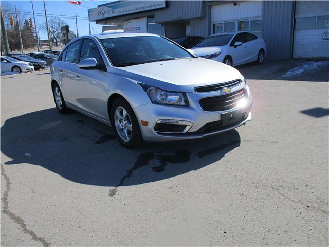 2016 Chevrolet Cruze Limited 2LT (Stk: 180312) in North Bay - Image 1 of 11