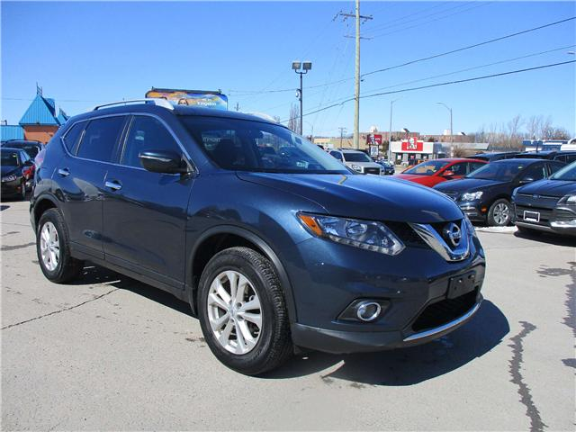 2015 Nissan Rogue SV (Stk: 180321) in Kingston - Image 1 of 12