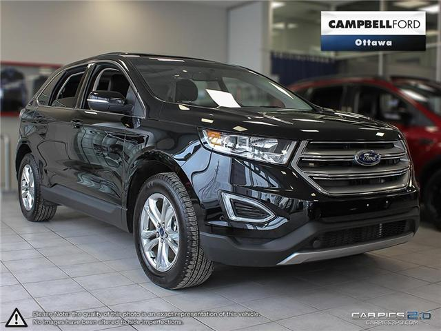 2017 Ford Edge SEL AWD-LEATHER-NAV-LOADED (Stk: 939240) in Ottawa - Image 1 of 27
