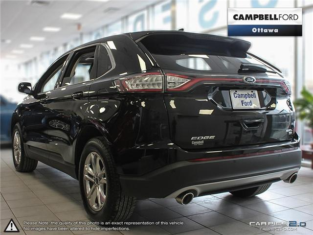2017 Ford Edge SEL AWD-LEATHER-NAV-LOADED (Stk: 939240) in Ottawa - Image 2 of 27