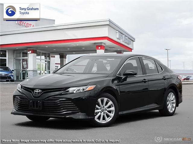 2018 Toyota Camry LE (Stk: 55918) in Ottawa - Image 1 of 22