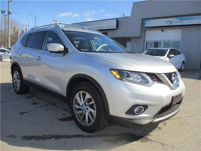 2014 Nissan Rogue SL (Stk: 180315) in Kingston - Image 1 of 12
