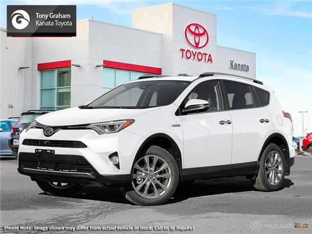 2018 Toyota RAV4 Hybrid Limited (Stk: 88192) in Ottawa - Image 1 of 23