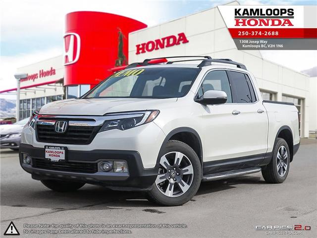 2018 Honda Ridgeline Touring (Stk: N13573) in Kamloops - Image 1 of 25