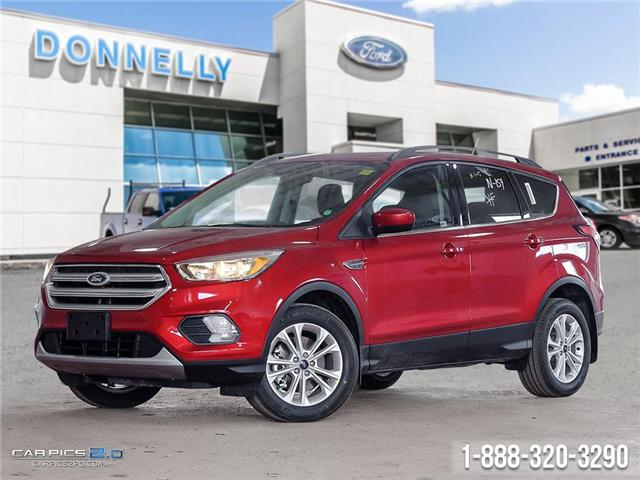 2018 Ford Escape SE (Stk: DR526) in Ottawa - Image 1 of 27