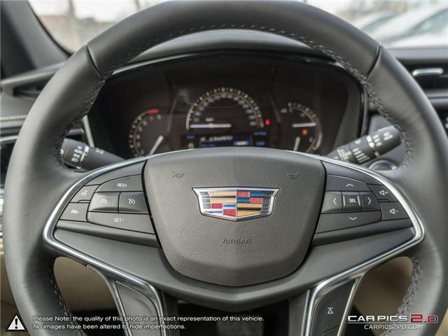 2018 Cadillac XT5 Base (Stk: K8B060) in Mississauga - Image 14 of 27