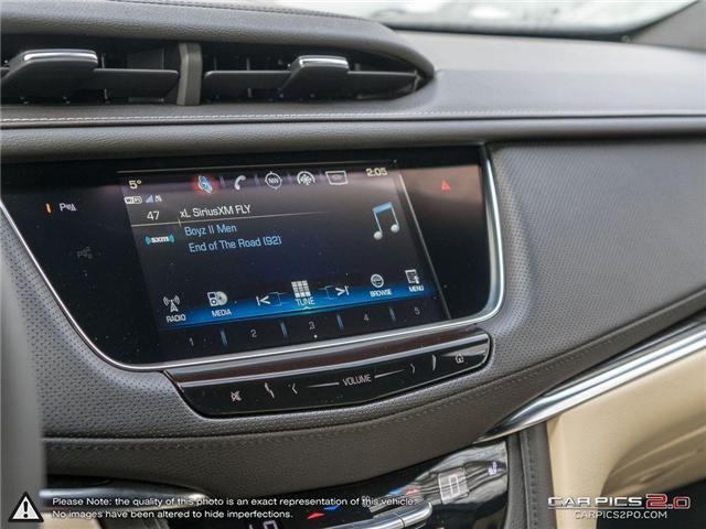 2018 Cadillac XT5 Base (Stk: K8B060) in Mississauga - Image 20 of 27