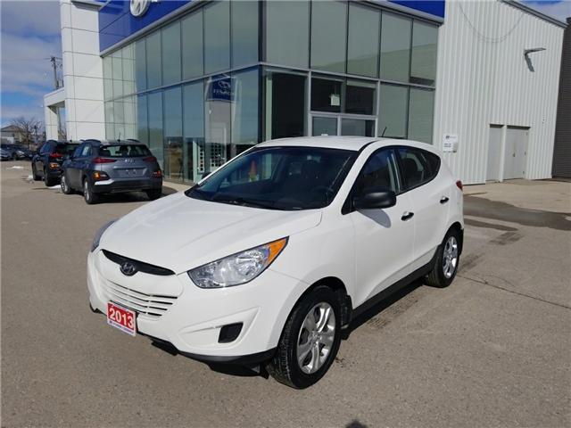2013 Hyundai Tucson GL (Stk: 70389A) in Goderich - Image 1 of 15