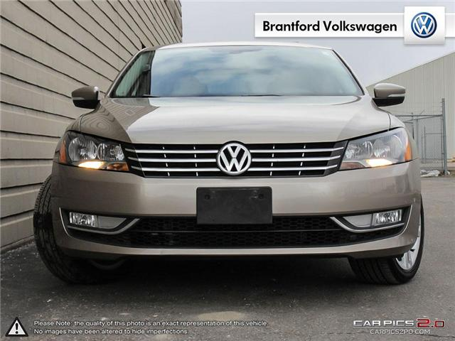 2015 Volkswagen Passat 2.0 TDI Highline (Stk: VC38018) in Brantford - Image 2 of 27