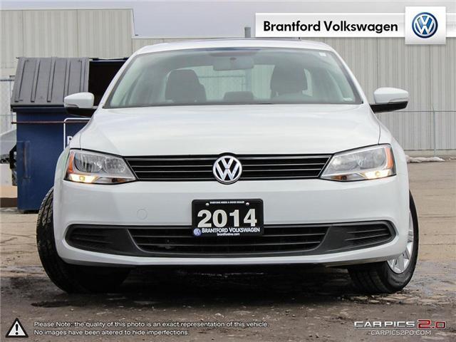 2014 Volkswagen Jetta 2.0L Comfortline (Stk: VC00685) in Brantford - Image 2 of 27