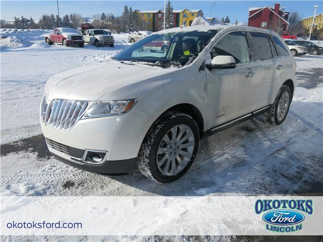 2013 Lincoln MKX Base (Stk: GK-87A) in Okotoks - Image 1 of 22