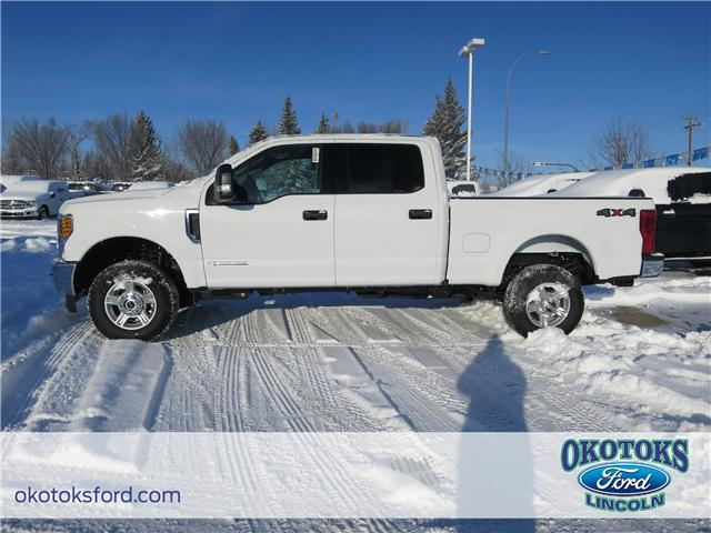 2017 Ford F-350  (Stk: H-2011) in Okotoks - Image 2 of 5