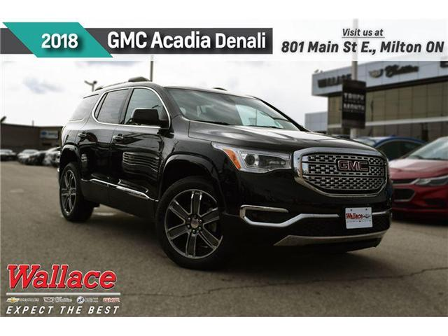 2018 GMC Acadia Denali (Stk: 195754) in Milton - Image 1 of 11