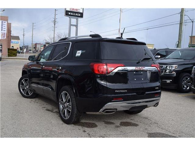 2018 GMC Acadia Denali (Stk: 195754) in Milton - Image 2 of 11