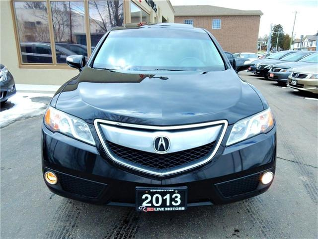 2013 Acura RDX Base (Stk: 5J8TB4) in Kitchener - Image 2 of 28