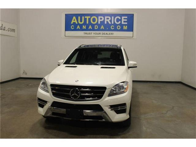 2015 Mercedes-Benz M-Class Base (Stk: H8899) in Mississauga - Image 3 of 19