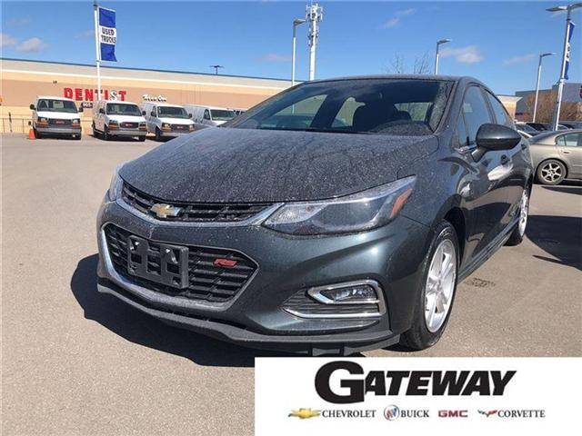 2017 Chevrolet Cruze RS|AUTO|BLUETOOTH|ONE OWNER| (Stk: 156808B) in BRAMPTON - Image 1 of 16