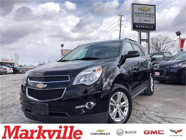 2012 Chevrolet Equinox GM CERTIFIED PRE-OWNED-NEW TIRES &BRAKES-1 OWNER (Stk: 257715A) in Markham - Image 1 of 22