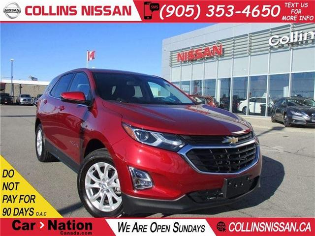 2018 Chevrolet Equinox LT w/1LT | ALLOYS | BACK UP CAMERA | WHY BUY NEW? (Stk: PF-18009A) in St. Catharines - Image 1 of 18