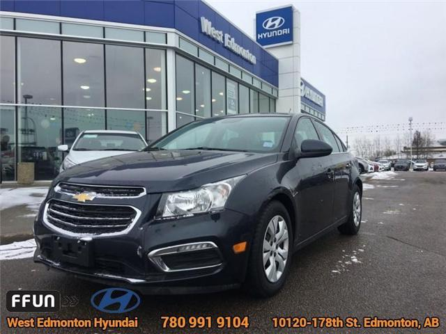 2015 Chevrolet Cruze 1LT (Stk: P0400) in Edmonton - Image 1 of 20