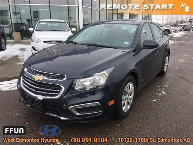 2015 Chevrolet Cruze 1LT (Stk: P0400) in Edmonton - Image 2 of 20
