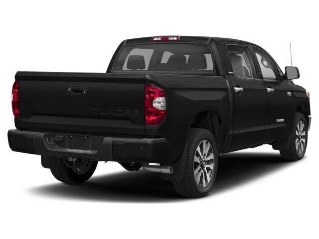 2018 Toyota Tundra 4x4 CrewMax Ltd 5.7 6A (Stk: H18362) in Orangeville - Image 2 of 9