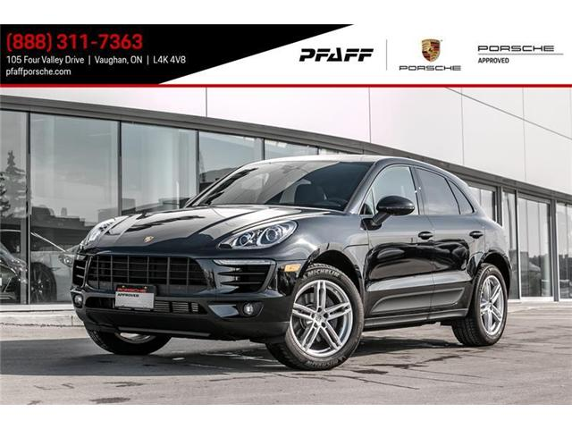 2018 Porsche Macan  (Stk: P12182A) in Vaughan - Image 1 of 22