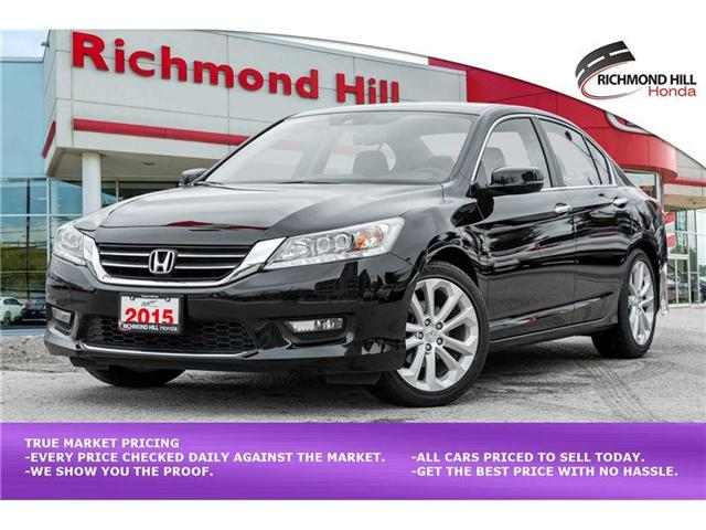 2015 Honda Accord Touring (Stk: 180579A) in Richmond Hill - Image 1 of 21