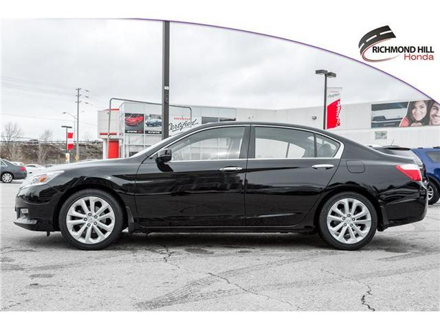 2015 Honda Accord Touring (Stk: 180579A) in Richmond Hill - Image 16 of 21