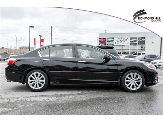 2015 Honda Accord Touring (Stk: 180579A) in Richmond Hill - Image 17 of 21