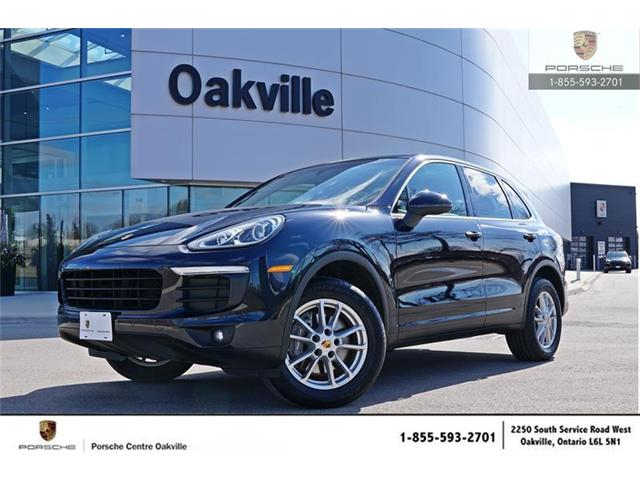 2016 Porsche Cayenne Base (Stk: 16473) in Oakville - Image 1 of 22