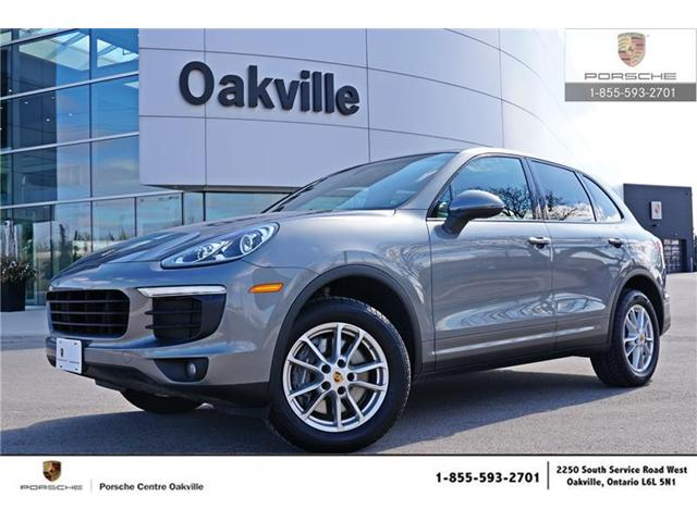 2016 Porsche Cayenne Base (Stk: 16552) in Oakville - Image 1 of 22