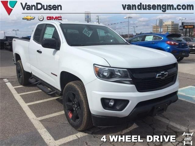 2018 Chevrolet Colorado LT (Stk: 183476) in Ajax - Image 1 of 24