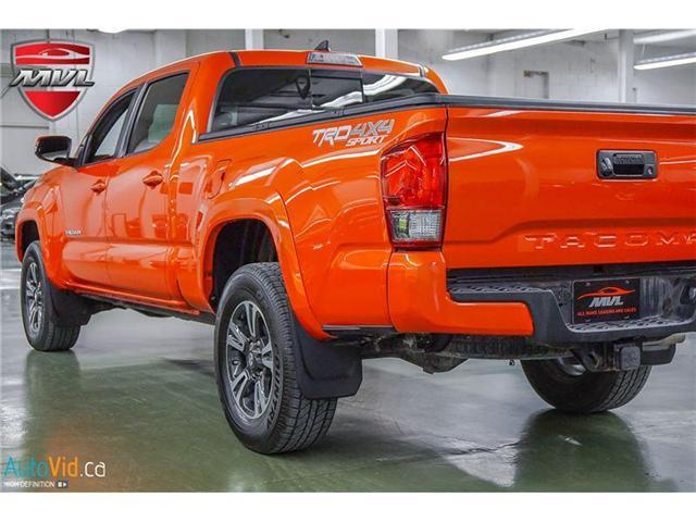 2017 Toyota Tacoma TRD Sport (Stk: 5TFDZ5) in Oakville - Image 2 of 42
