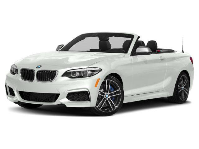 2018 BMW M240 i xDrive (Stk: N18223) in Thornhill - Image 1 of 9