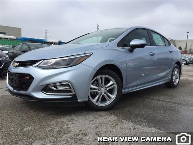 2018 Chevrolet Cruze LT Auto (Stk: 7180256) in Newmarket - Image 1 of 30