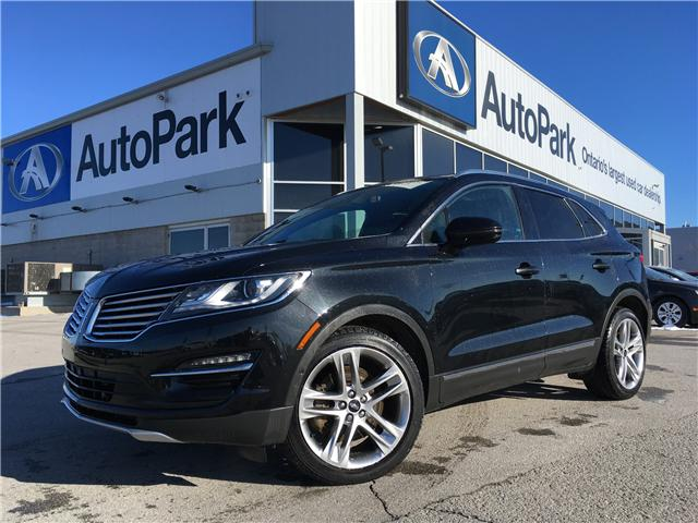 2015 Lincoln MKC  (Stk: 15-25658JB) in Barrie - Image 1 of 26