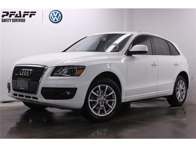 2012 Audi Q5 2.0T Premium Plus (Stk: V2703A) in Newmarket - Image 1 of 15