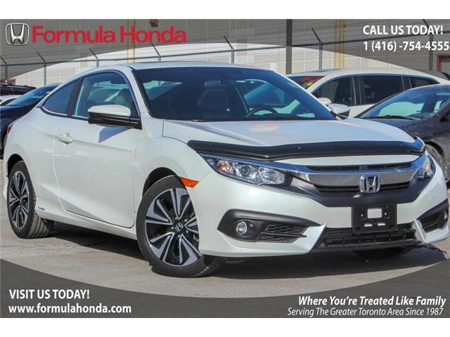 2016 Honda Civic EX-T (Stk: 18-0471A) in Scarborough - Image 1 of 22