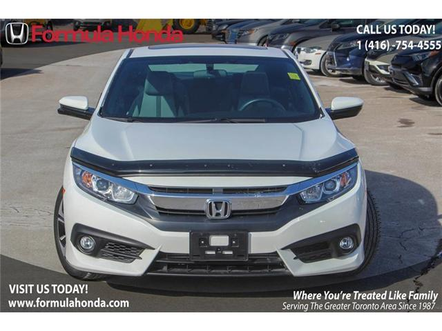 2016 Honda Civic EX-T (Stk: 18-0471A) in Scarborough - Image 2 of 22
