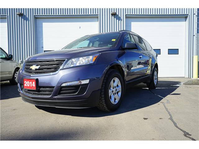 2014 Chevrolet Traverse LS (Stk: 1814012) in Thunder Bay - Image 1 of 12