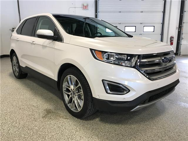 2017 Ford Edge Titanium (Stk: P11450) in Calgary - Image 2 of 12